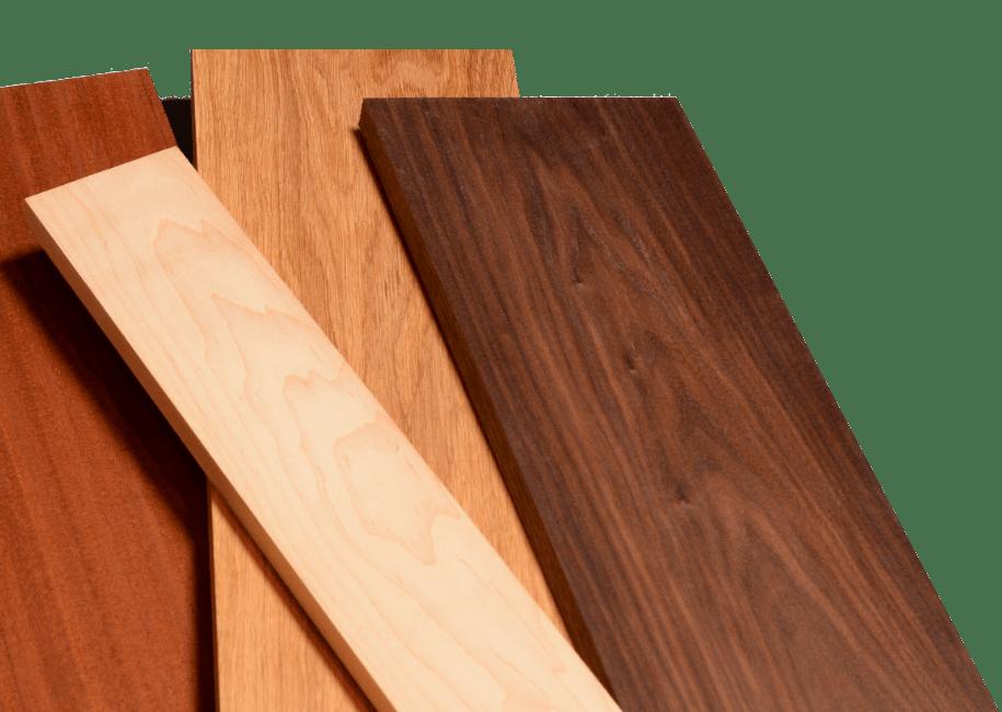 Hardwood S4S Trimboards