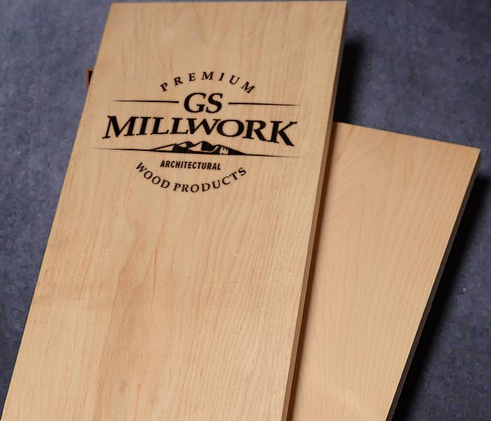 GS Millwork wood planks